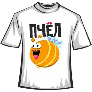 """Футболка """"Пчёлки"""""""
