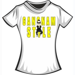 "Футболка ""Gangnamstyle"""