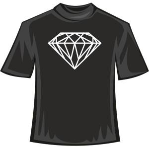 "Футболка ""White Diamond"""