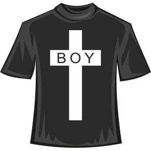 "Футболка ""Boy Cross"""