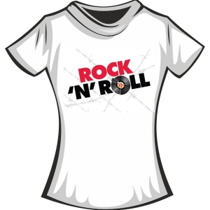 "Футболка ""Rock and Roll"""