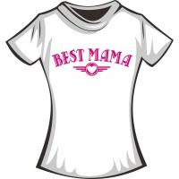 "Футболка ""Best mama"""