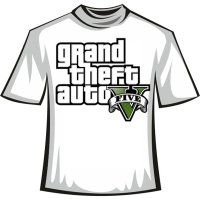 "Футболка ""GTA 5"""