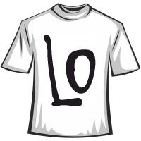 """Футболка """"LO-VE"""""""