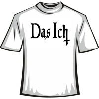 """Футболка """"Das Ich"""""""