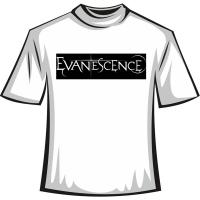 """Футболка """"Evanescence"""""""