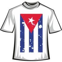 """Футболка """"Куба"""""""