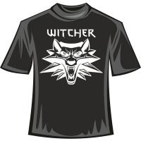 """Футболка """"Witcher 1"""""""