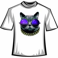 """Футболка """"Swag Cat 2"""""""