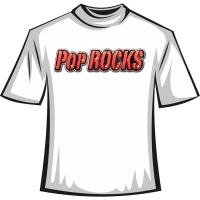 """Футболка """"Pop ROCKS"""""""