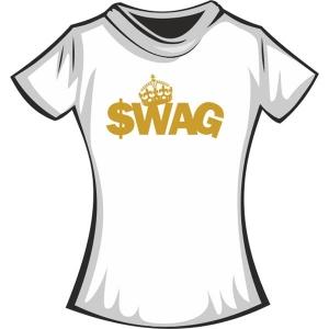 "Футболка ""Gold Crown Swag"""