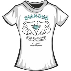 """Футболка """"Diamond Crooks"""""""